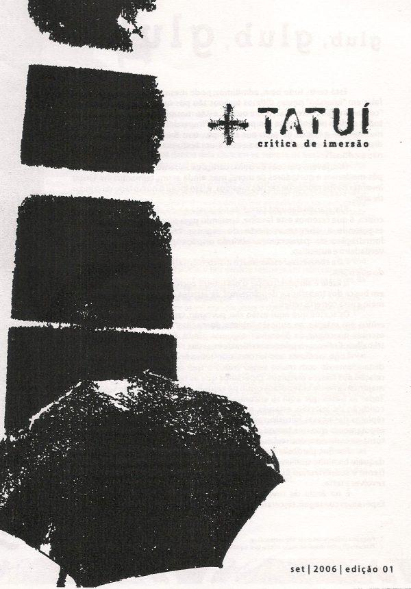 Revista Tatuí 01